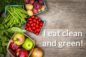 I-eat-clean-and-green